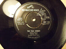 Tommy Roe.....The Folk Singer.......45rpm
