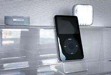 NEW! Apple iPod Video 5.5th Gen 30GB BLACK/SILVER *WOLFSON DAC* 1 YEAR WARRANTY