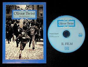 Oliver Twist Libro + Film DVD Originale (1922) LI001003