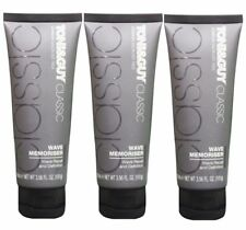 3 x TONI & GUY 100mL CLASSIC WAVE MEMORISER WAVE RECALL AND DEFINITION NEW