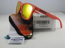 Oakley FROGSKINS Limited Edition Mesa Orange w/Fire Iridium 24-344