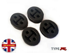 HONDA Civic Type R EP3 -  Type S Exhaust Mount Rubber Replacement Kit x4 Hangers