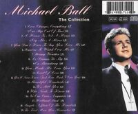 Cd MICHAEL BALL the collection excellent condition cd