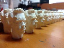 1/6 un sesto SCALA-Custom TERMINATOR Arnie Arnold Schwarzenegger TESTA SCOLPIRE