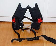 Baby Jogger City Mini/GT Elite Summit X3 Maxi Cosi Cabriofix seggiolino auto ADATTATORI