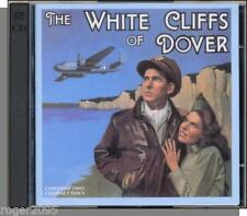 The White Cliffs of Dover (1990) -- 2 CD Set Of Wartime Big Band Era Music!