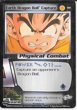 Dragonball Z TCG *Gratis Schutzhülle* | Earth dragon ball capture #188 | 2000