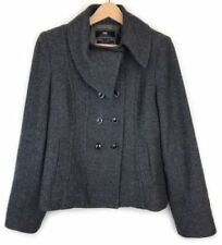 Cue Wool Blend Dry-clean Only Coats, Jackets & Vests for Women
