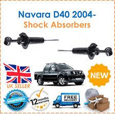 Für Nissan Navara D40 2005-2010 Vordere Stoßdämpfer Satz Schauerromane Paar