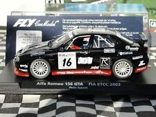 FLY ALFA ROMEO 156 GTA 'FIA ETCC 2003' 99015  #16  1:32 SLOT NEW OLD STOCK BOXED