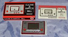 Club Nintendo Limited Game & Watch Ball Japan F/S
