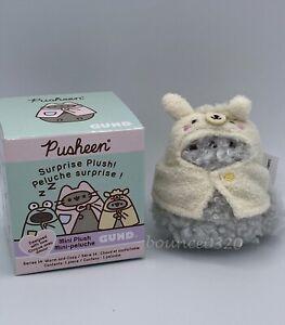 Pusheen Series 14 Stormy Alpaca Plush Warm and Cozy Coat Blind Box Keychain