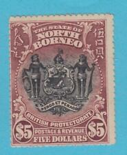NORTH BORNEO 156  MINT HEAVY HINGED OG * NO FAULTS VERY FINE!