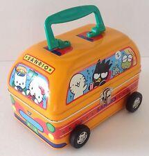 Sanrio Original Hello Kitty Bus 1996