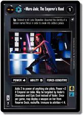 Mara Jade The Emperor's Hand [NrMint] ENHANCED JABBA'S PALACE star wars ccg zz