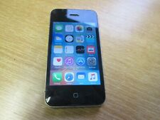 Apple iPhone 4s - 16 GB -  Black (O2) Used - D277