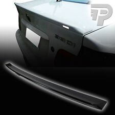 PAINTED BMW E46 4D SEDAN BOOT SPOILER REAR TRUNK WING NEW 354 SILVER ▼