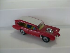 Vintage Monkeemobile Toy Diecast Corgi Juniors Car