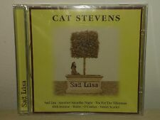 CD CAT STEVENS - SAD LISA - NUOVO NEW