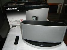 Bose Sound Dock 10 Portable Music System - Used twice, brand new condition