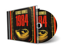 1984 (Nineteen Eighty Four) by George Orwell (Audiobook) (mp3 CD)