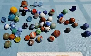 Grandads old marbles collection