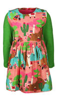 -50% Oilily Jersey Kleid DAMANTRO~Gr.152/12Y~in pink rot~NP 99,90 €~WI 18/19