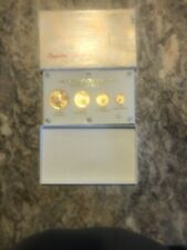 american eagle gold coins set First Year 1986 Gold Eagle Coin Set. BEAUTIFUL.