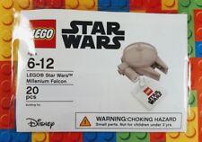 Lego Star Wars™ Millennium Falcon 55555 Mini Polybag ** NEW ** Target, Han Solo