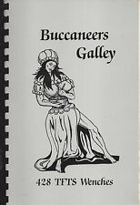 CLOVIS NM 1991 BUCCANEERS GALLEY 428 TFTS AIR FORCE COOK BOOK NEW MEXICO RECIPES