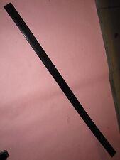 FRONT RIGHT CENTER DOOR MOLDING BUMPER BLACK AUDI A6 C5 2.7 04 03 02 01 00 99 AZ
