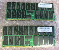 2 X Netlist 0142-127-722 1 GB DDR PC2100R 266 MHz ECC Reg Memoria del servidor 2 GB