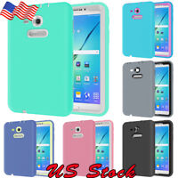 Heavy Duty Rugged Shockproof Case Cover for Samsung Galaxy Tab 3/E Lite 7.0