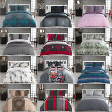 Renforce Baumwolle Bettwäsche 3 tlg Set 200x200 200x220 Bettbezug Reißverschluss