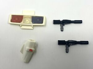 Robocop & The Ultra Police ROBO-1 Vehicle Weapons Parts Lot Vintage Kenner 1988