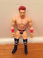 "2010 Sheamus Flex Force 7"" Mattel Action Figure WWE WWF"