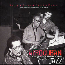 MARIO BAUZA  AfroCuban Jazz 2004 Yemaya Music CD