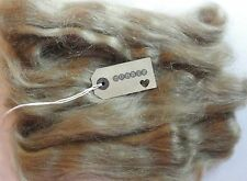 30g (approz 1oz) MOHAIR-ASH BLONDE- Straight