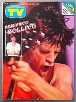 TV Sorrisi e Canzoni - N° 28 - Luglio 1982 - Rolling Stones - Celentano