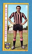 CALCIATORI PANINI 1969-70 - Figurina-Sticker - GIUBERTONI - PALERMO -Rec