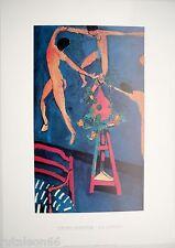 """Litografía HENRI MATISSE  """"La danza"""" 50x70cm. Migneco-Smith 31642"""