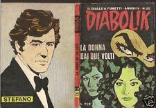 \DIABOLIK ORIGINALE-ANNO XIV n°  25- 1975 -RARO! ///