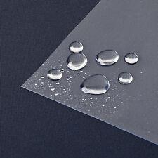 Tischfolie Tischdecke Durchsichtig Transparent Abwaschbar Tischschutzfolie 0,3mm