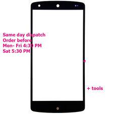 VETRO ESTERNO ANTERIORE LCD Touch Screen di ricambio per LG Google Nexus 5 D820 D821