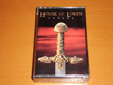 "HOUSE OF LORDS ""SAHARA"" CASSETTE TAPE 1990 SPAIN RARE! NEW & SEALED! KISS"