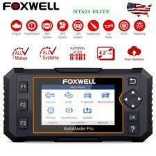 OBD2 EOBD Automotive Scanner Full System Oil EPB Reset Car OBD 2 Diagnostic Tool