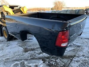 09-18 Dodge Ram 8' Pickup Box Long Bed Rust Free 2500,3500 Complete W Tailgate