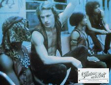 MICHAEL BECK THE WARRIORS 1979 VINTAGE LOBBY CARD #6  WALTER HILL