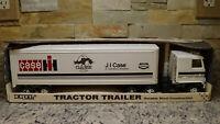 1992 Ertl 430 GMC COE Semi J.I. Case Tractor Promo box truck 150th Anniversary