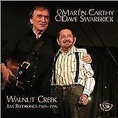 Martin Carthy Dave Swarbrick - Walnut Creek (Live 89-96 CD 2011 NEW SEALED
